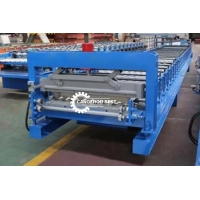 China Steel Frame Roller Shutter Door Machine Cr12 Mov Cutting Tool Material on sale