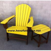 Quality plastic adirondack chair for sale