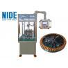 Buy cheap Wheel hub motor winding machine for electric vehicle motor stator making from wholesalers