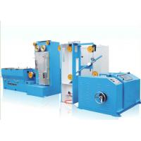 Quality JDT-13D Copper Medium Wire Drawing Machine With Online Annealing Gear Type for sale