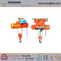 Twin Speed Wirerope Electric Hoist Price