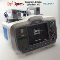 Quality Meditech Defi Xpress Defibrillator Device with Voice Alarm for sale