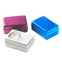 Buy cheap 120holes Bur Disinfection Box from wholesalers