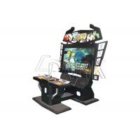 Quality Catchy Music Fighting Arcade Game Machine 55 Inch Cabinet Classic for sale