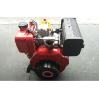 One Cylinder 5HPLightweight Diesel Engine Air Cooled With 3.5L Fuel Tank