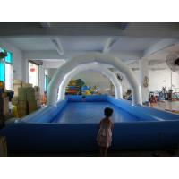 China 5m Long Kids Inflatable Pool / Inflatable Swimming Pool for Entertainment on sale