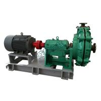 Quality Electric Cantilever Centrifugal Slurry Pump Single Suction High Wear Resistance Sludge Pump Types for sale