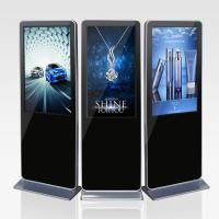 Quality Ultra Thin Wifi Full HD Multi Touch Digital Signage Commercial Displays With PC Embedded for sale