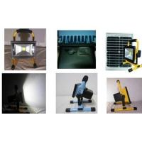 Quality 20W  Ip65 rechargeable Portable Led Flood Lights For Building, Factory, Storage Room Ce / Rohs for sale