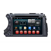 Quality Ssangyong Kyron Actyon GPS Car Multimedia Navigation System Android 3G WIFI SWC BT for sale