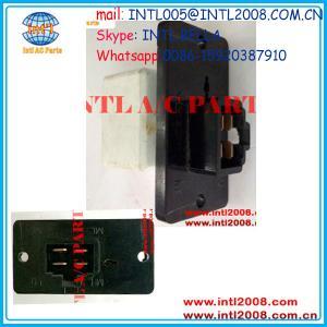 Quality Heater Blower motor fan Resistor for Mitsubishi Minicab van /New Varica/L100/ Toyota coaster bus ac Rheostat for sale