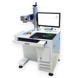 Quality 20w desktop Fiber Laser Marking engraving machine price for sale