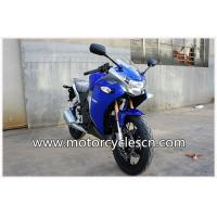 Quality Water-cooled Blue Two Wheel Drag Racing Motorcycles Honda CBR250 Sports Car for sale