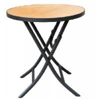 Quality New Design Plastic Wood Table (BZ-TP005) for sale