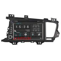 Buy cheap touch screen Car Stereo GPS Navigation DVD Headunit Audio Video ForKIA K5/OPTIMA from wholesalers