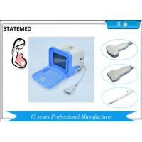 Buy cheap Human Use Two Probe Connector 10 inch VGA monitor B/W Ultrasound Scanner from wholesalers