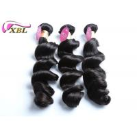 Quality Smooth And Soft Loose Wave Brazilian Human Virgin Hair Extensions 8- 38 inch for sale