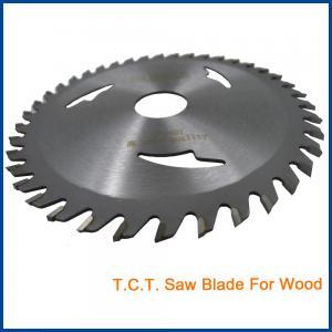 Quality Circular Wood Cutting TCT Saw Blade woodworking tct band saw blade CTB005N for sale