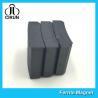 Arc Shaped Permanent Ferrite Magnet For Ceiling Fan Motor SGS Certification for sale