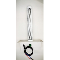 Buy cheap 2380-5000CMH 49cm 15w Air duct plug in UVC Kit for central duct ac or AHU air from wholesalers