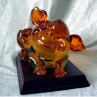 China Polyresin Pig on sale
