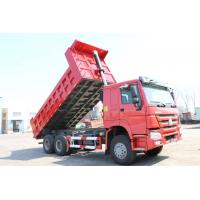 Quality SINOTRUCK HOWO 6x4 10 Wheeler Heavy Duty Dump Truck 371HP For Sale for sale