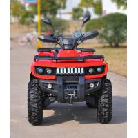 Quality 400CC Single Cylinder ATV For Mountain Road With Hydraulic Brake for sale