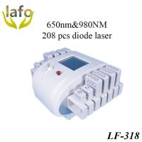 Quality 650nm&980nm Dual Wavelength Diode Lipo Laser Machine For Sale for sale