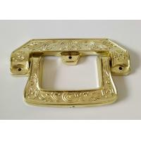 Quality HP030 European style gold Plastic Coffin Handles For Coffin Decoration for sale