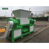 Quality Biomedical Waste Four Shaft Shredder Machine SKD-11 Blades Material For Recycled Industry for sale