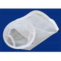 Quality OEM Design 80 Mesh 18*410mm Nylon Filter Bag For Liquid Paint And Coatings for sale