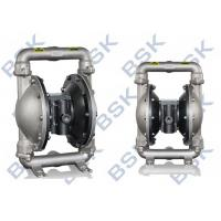 Quality Medical 1 Inch Air Driven Double Diaphragm Pump Suitable For Pumping Fluids With Particles for sale