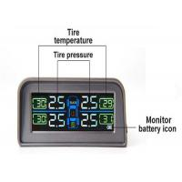 China Waterproof Car Tire Pressure Monitoring System Wireless Connection Easy Install on sale