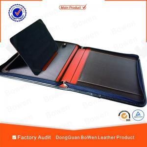 China Hot sale custom multifunctional leather portfolio, leathe travel bag on sale