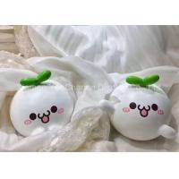 Quality White Color Fiberglass Cartoon Character Statues For Mall Decorations for sale