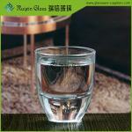 Quality 2 oz bulk chinese shot glass promotional mini wine glass shot glass wholesale for sale