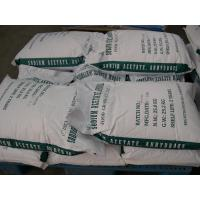 China Technical grades Sodium Acetate Anhydrous Powder For photographic on sale