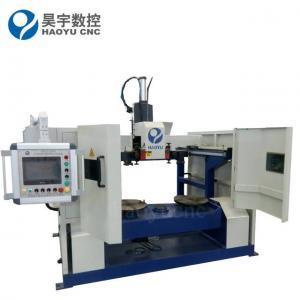 Quality High Quality Jinan Haoyu Track Idler Double Station Circular Seam Welding Machine for sale