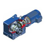 Quality 7.5kW S77/S87/S97 Ratio 28.41/39.01/60.59 rotary tiller gearbox dc gear motor plastic gear for sale