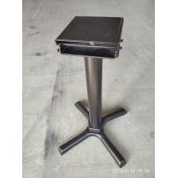Quality Space Saving Folded Cast Iron Table Commercial Furniture For Restaurant for sale