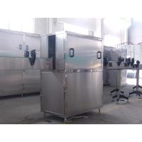China Compact Structure Automatic Filling Machine Air Dryer 1000mm Air Tunnel Lenth on sale