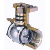 Floating Two Piece Ball Valve DIN / BS / ANS I/ JIS / API / ASME For Oil And Gas