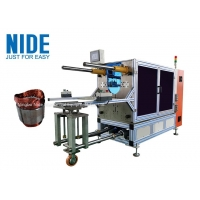 Quality Medium Motor Stator Automatic Coiling Machine For Submersible Pump Motor for sale