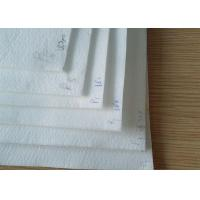 PPS Glass Acrylic Needle Felt Filter Cloth Light Weight For Dust Collector Bag