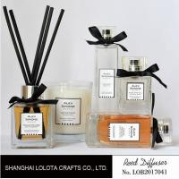 Bathroom Fragrance Reed Diffusers , Strong Smelling Reed Diffuser For Large Room