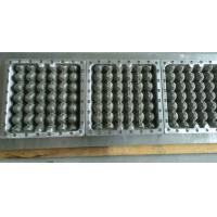 Quality Customized 30 Cells Pulp Egg Carton Mold For Rotary Moulding Machines for sale