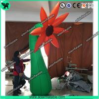 Quality Customized Flower Inflatable For Event Party Decoration/Spring Event Decoration for sale