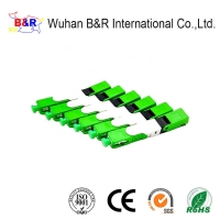 Quality Waterproof 3.0mm 0.3dB Fibre Optic Cable Connectors for sale