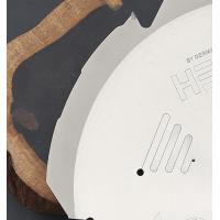 Quality Professional Fiber Cement Saw Blade Portable Smooth Clean Plate Body Surface for sale