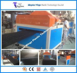 Quality Plastic Lawn Mat Production Line Plastic Grass Mat Extrusion Line for sale